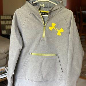 Under Armour All Season 1/4 zip Pullover